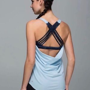 Lululemon free to be wild top and sports bra